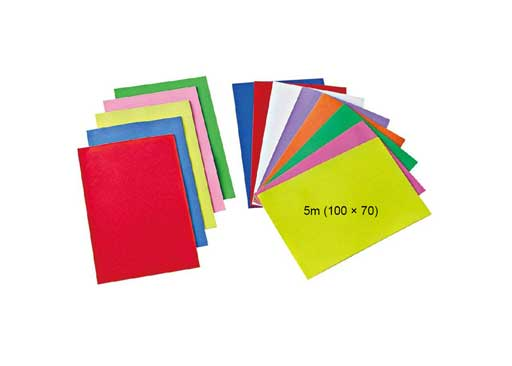 فوم رنگی ۵ میل ۷۰ × ۱۰۰