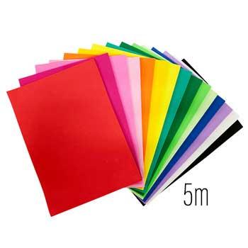 فوم برد رنگی ۵ میل ۷۰ × ۱۰۰