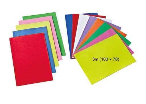 فوم رنگی ۳ میل ۷۰ × ۱۰۰